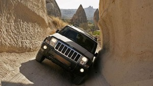 Jeep Safari in the valleys of Cappadocia