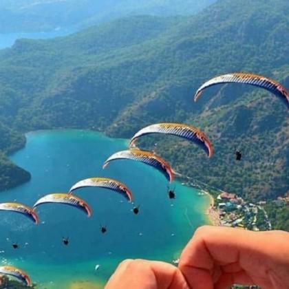 Fethiye-Paragliding