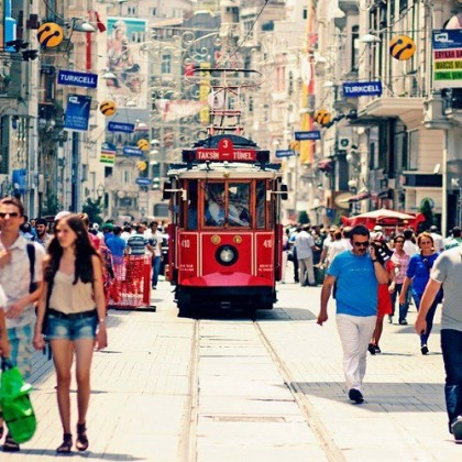 İSTİKLAL-İSTANBUL
