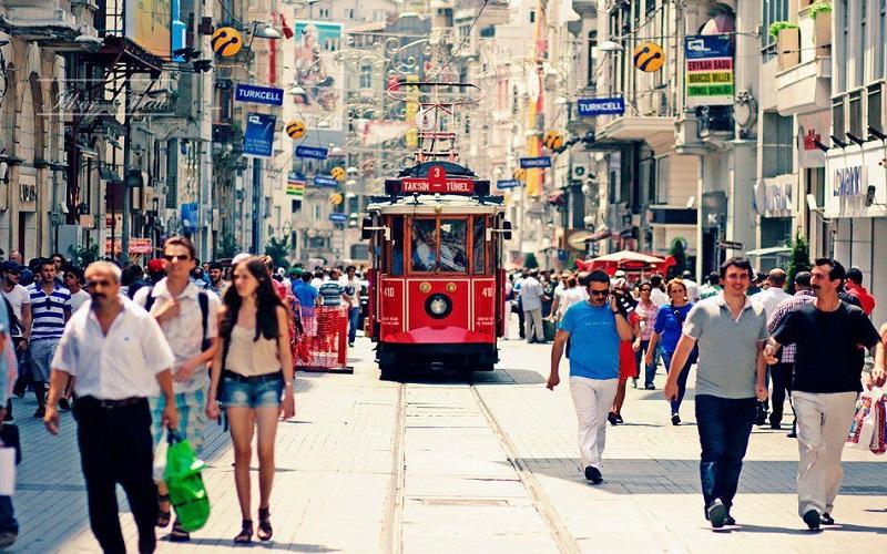İSTİKLAL-İSTANBUL